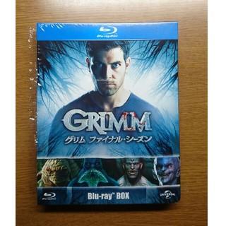 Grimm グリム ファイル・シーズン Blu-ray(TVドラマ)