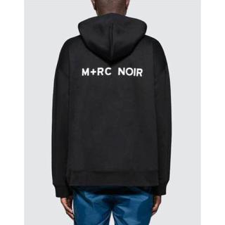 ノワール(NOIR)の新品未使用! m+rc noir  パーカー Lサイズ(パーカー)