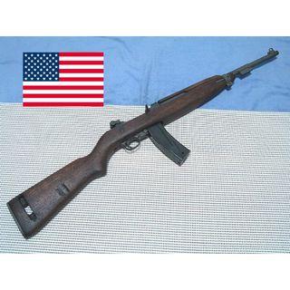無可動 インテリア U.S. M1カービン ウィンチェスター製 装飾品(モデルガン)
