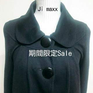 ジェーアイマックス(Ji.maxx)の期間限定出品♥ブラックジャケット(テーラードジャケット)
