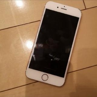 アイフォーン(iPhone)のiphone6s 64GB(スマートフォン本体)