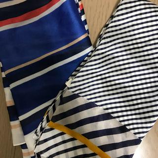 ユニクロ(UNIQLO)のUNIQLO  スカーフ2枚組(バンダナ/スカーフ)