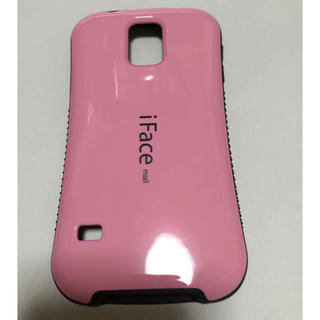 820243a1dd iFace GalaxyS5ハードケース ピンク(Androidケース)