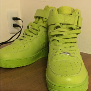 ナイキ(NIKE)のWMNS AIR FORCE 1 HIGH(スニーカー)