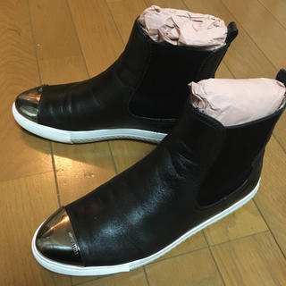 ミュウミュウ(miumiu)の【ほろほろ様】miumiu ショートブーツ(ブーツ)
