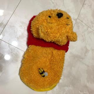 ディズニー(Disney)のドッグウェア ペットパラダイス プーさん 犬  DS(ペット服/アクセサリー)