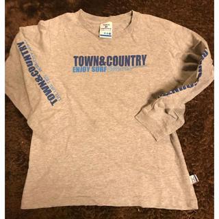 タウンアンドカントリー(Town & Country)のロンT 130(Tシャツ/カットソー)