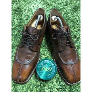 サントーニ(Santoni)のサントーニ革靴 ユーズド加工(ドレス/ビジネス)