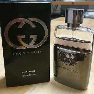 1b4e345ea343 グッチ(Gucci)のGUCCI ギルティ プールオム 50ml(香水(男性用))