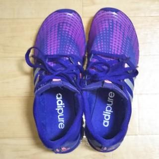 アディダス(adidas)のアディダスadipureランニングシューズ(シューズ)