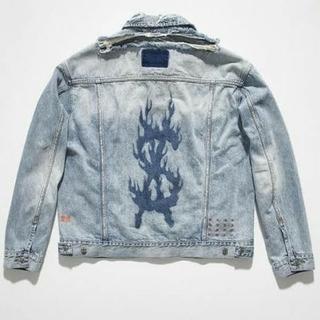スビ(ksubi)のksubi travis scott denim jacket(Gジャン/デニムジャケット)