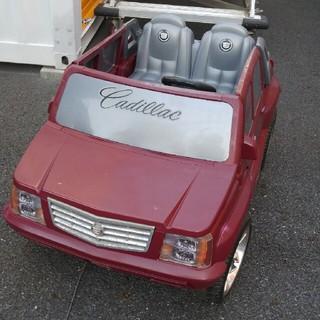 キャデラック(Cadillac)のキャデラック 電動自動車(電車のおもちゃ/車)