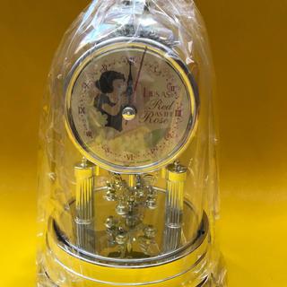 シラユキヒメ(白雪姫)の白雪姫 置時計(置時計)