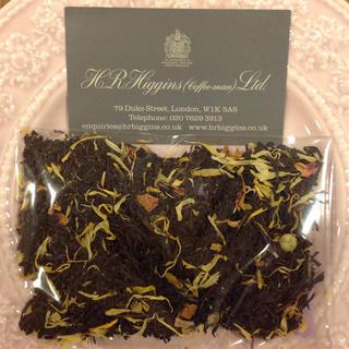 ヒギンズ 紅茶 BLUE LADY 1番人気 ブルーレディー お試し 16g(茶)