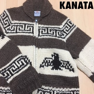 カナタ(KANATA)の#3809 KANATA カナタ カウチン セーター ニット(ニット/セーター)