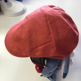 ザスコッチハウス(THE SCOTCH HOUSE)の新品 THE SCOTCH HOUSE ハンチング帽子(ハンチング/ベレー帽)