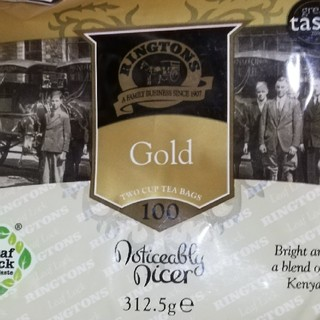 リントンズ ゴールド ティーバック 50袋100杯分 紅茶(茶)