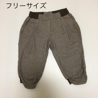 クローズアップ(CLOSE-UP)の膝丈パンツ レディース フリーサイズ(ハーフパンツ)