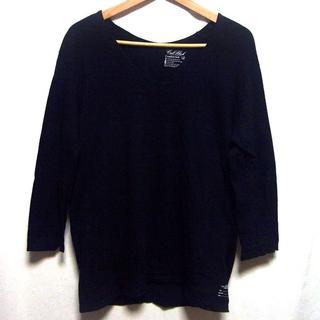 コールブラック(COALBLACK)のコールブラック COALBLACK カットソー Tシャツ シンプル サイズ:L(Tシャツ/カットソー(七分/長袖))
