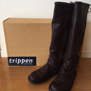 トリッペン(trippen)のトリッペン  ロングブーツ  37(ブーツ)