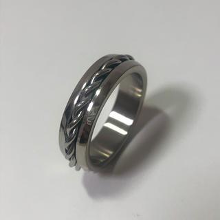 ★ラスト一点★ 26号 チェーン 指輪 ステンレスリング(リング(指輪))