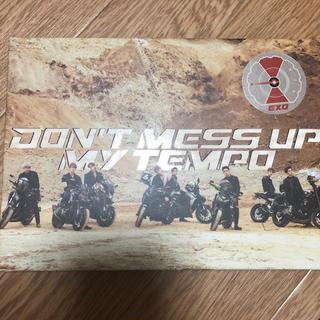 エクソ(EXO)のEXO DON'T MESS UP MY TEMPO(K-POP/アジア)