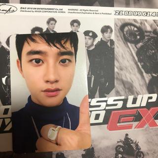 エクソ(EXO)のEXO DON'T MESS UP MY TEMPO ディオ トレカ(K-POP/アジア)