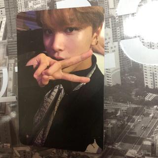 NCT127 トレカ ポストカード ヘチャン (K-POP/アジア)