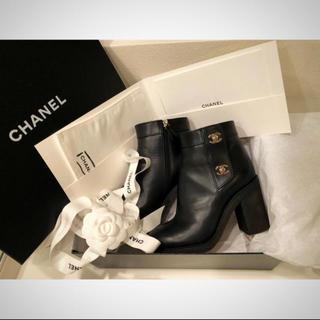 シャネル(CHANEL)の2018 シャネル ブーツ(ブーツ)