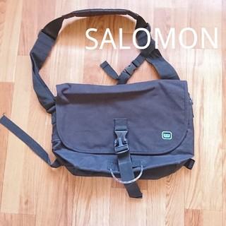 サロモン(SALOMON)の最終値下げ❗即購入OK❗美品☆SALOMON★サロモン★ショルダーバッグ(その他)