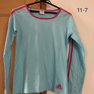 アディダス(adidas)のTシャツ(Tシャツ(長袖/七分))