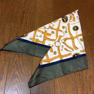 ジーユー(GU)のヴィンテージ  美品  GU  スカーフ(バンダナ/スカーフ)