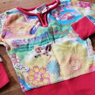 バックアレイ(BACK ALLEY)のバックアレイ80サーマルブーフーウーTシャツ(Tシャツ)