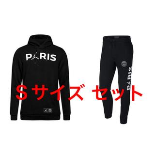 ナイキ(NIKE)のSセット☆ PSG × Nike Jordan パーカー & パンツ  セット(その他)