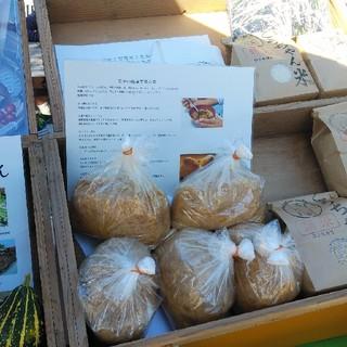 米農家の美味しい米味噌と米糠カンパーニュ(米/穀物)