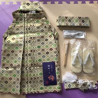 七五三 袴 男の子 3歳 セット(和服/着物)