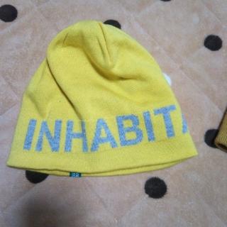インハビダント(inhabitant)のインハビニット帽(ニット帽/ビーニー)