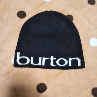 burtonニット帽