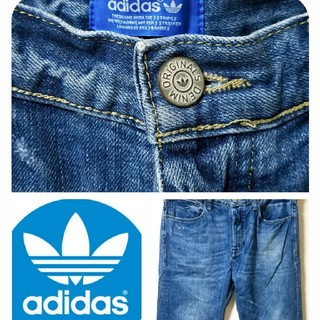 アディダス(adidas)のアディダス ジーンズ デニム(デニム/ジーンズ)