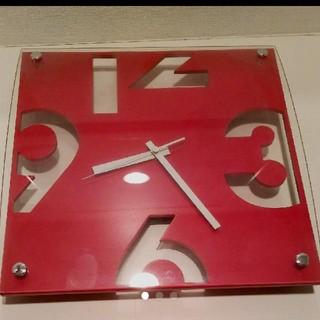 おしゃれな掛け時計 振り子つき IKEAや北欧好きな方も。(掛時計/柱時計)