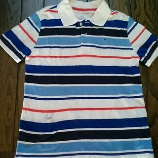 トミーヒルフィガー(TOMMY HILFIGER)のポロシャツ  TOMMYHILFIGER   140cm(その他)
