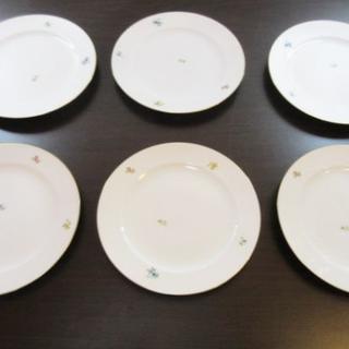 オオクラトウエン(大倉陶園)の◇未使用 OKURA CHINA オオクラチャイナ 大皿 6枚セット◇(食器)