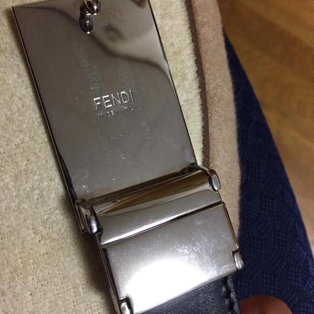 FENDI(フェンディ)のフェンディリバーシブルベルト メンズのファッション小物(ベルト)の商品写真