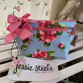 ジェシースティール(Jessie Steele)のジェシースティール🌸 新品✨コスメポーチ(ポーチ)