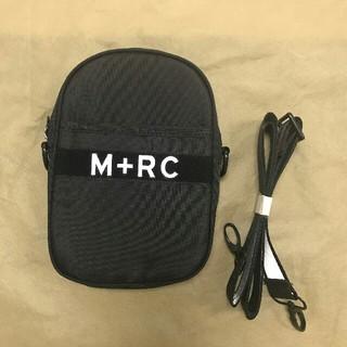 M+RC NOIR マルシェノア 斜め掛け ショルダーバッグ