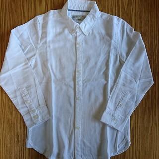 ザラ(ZARA)のZARA Boysボタンダウンシャツ116センチ(Tシャツ/カットソー)