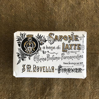 サンタマリアノヴェッラ(Santa Maria Novella)のサンタマリアノヴェッラ*ミルクソープ**ローズ(ボディソープ / 石鹸)