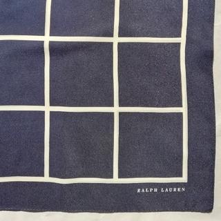ラルフローレン(Ralph Lauren)のRALPH LAUREN シルクスカーフ(バンダナ/スカーフ)