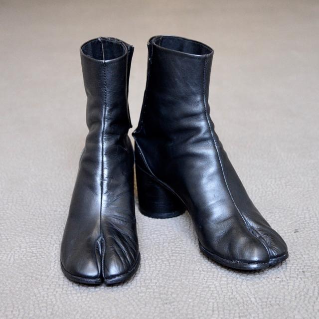 ブーツ 足袋