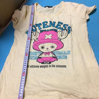 バンダイ(BANDAI)のチョッパー シャツ(Tシャツ(半袖/袖なし))